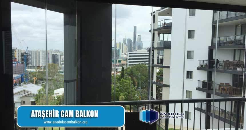 ataşehir cam balkon