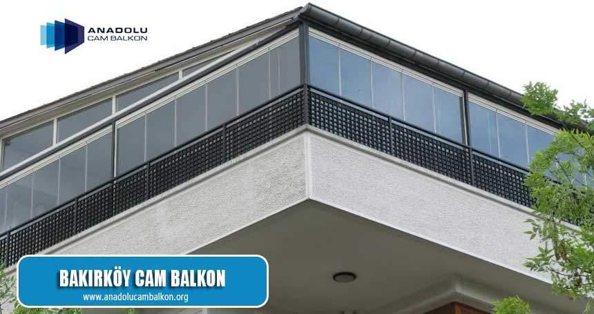 Bakirkoy Cam Balkon