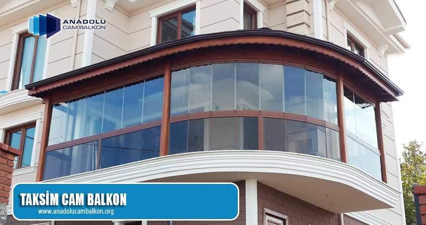 taksim cam balkon