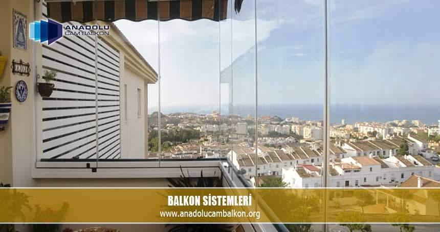 Balkon sistemleri