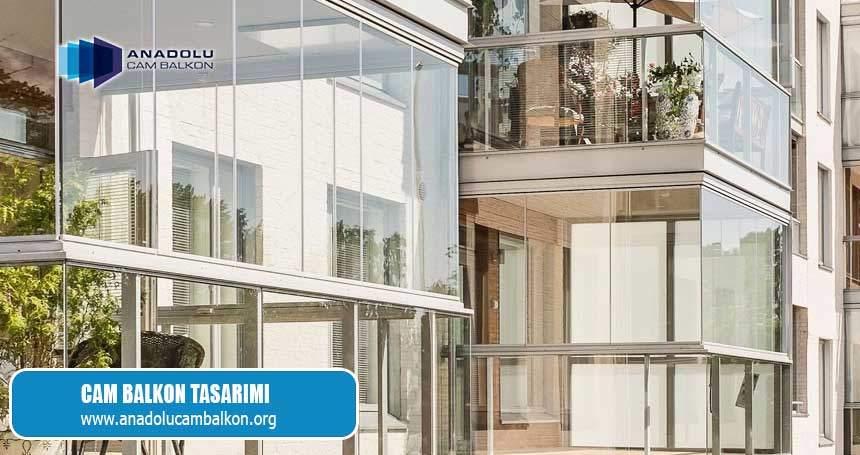 Cam Balkon Tasarımı
