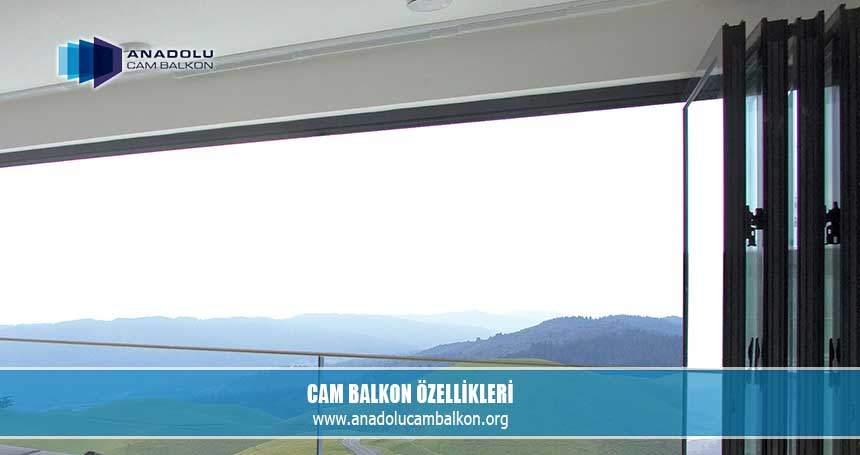 Cam balkon özellikleri
