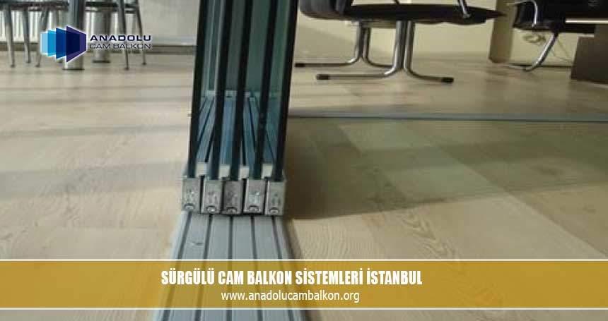 Sürgülü Cam Balkon İstanbul