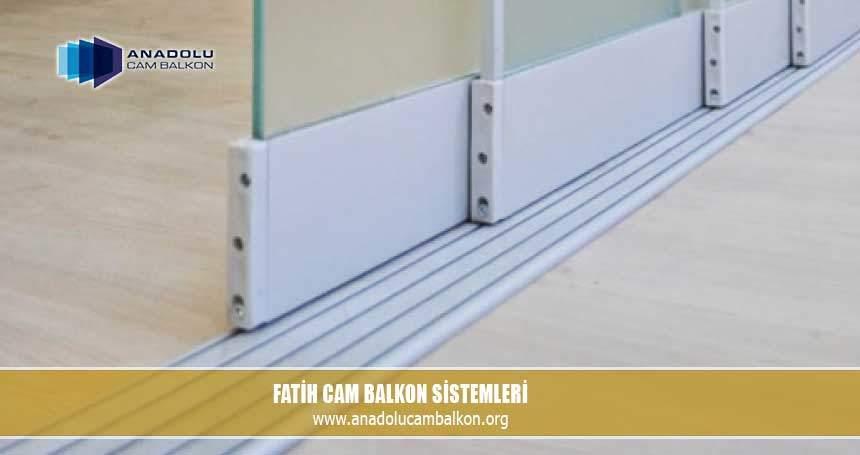 fatih cam balkon sistemleri