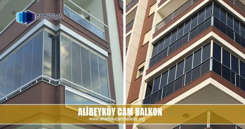 Alibeyköy Cam Balkon