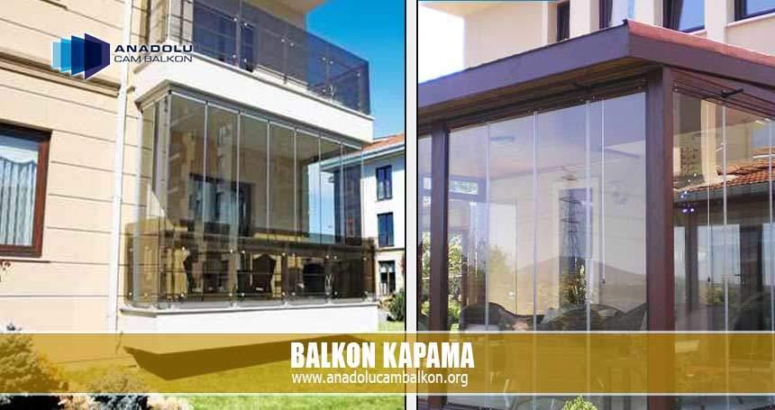 Balkon Kapama