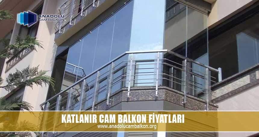 Katlanır Cam balkon Fiyatları