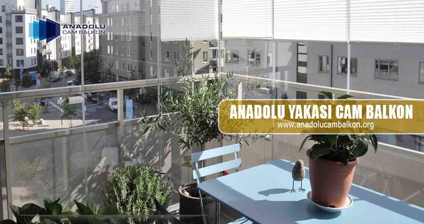 Anadolu Yakası Cam Balkon