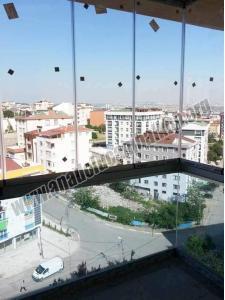 balkon kapama referansı