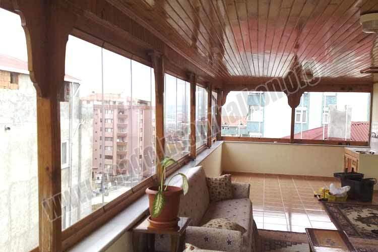 pendik katlanır cam balkon