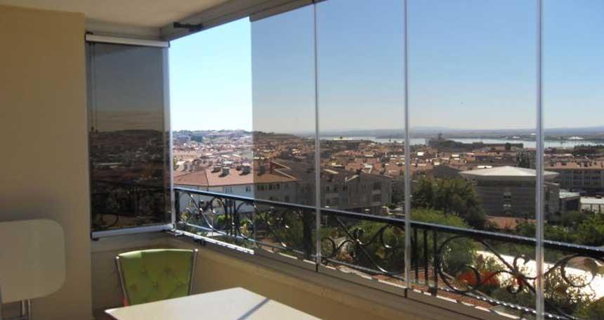 büyükçekmece cam balkon