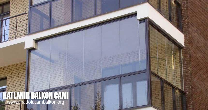 katlanır balkon camı