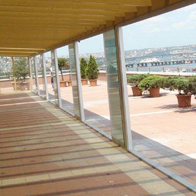sürgülü cam balkon modelleri