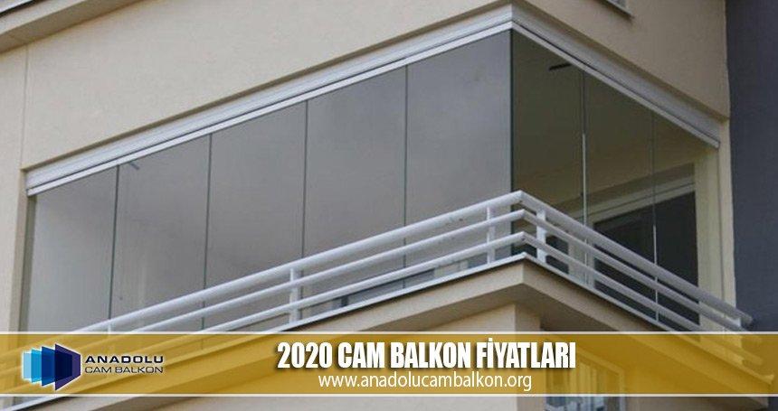 2020 cam balkon fiyatları