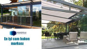 En iyi cam balkon markası